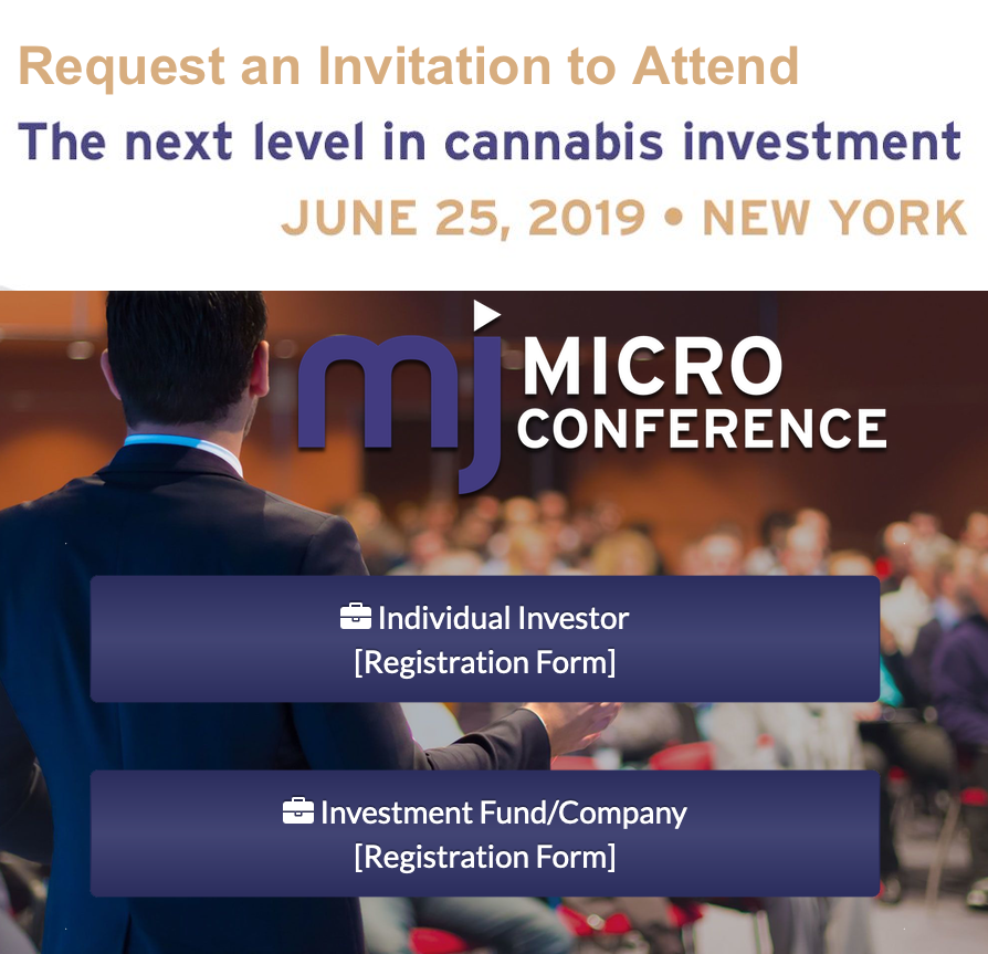 Register for MjMicro NYC